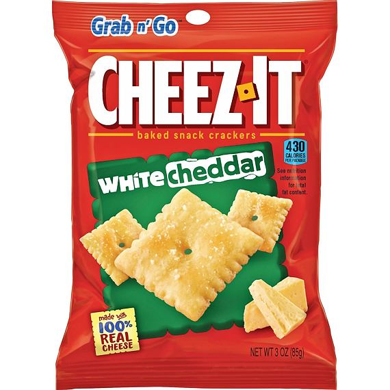 Cheez-It White Cheddar 85 g