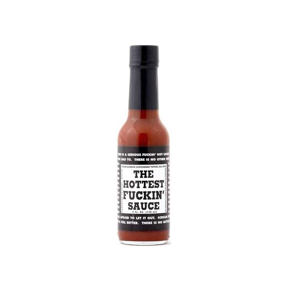 The Hottest F'in Sauce 148 ml