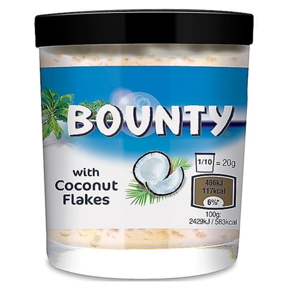 Bounty Spread 200 g Pack of 6