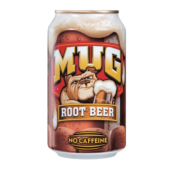 Mug Root Beer 355 ml
