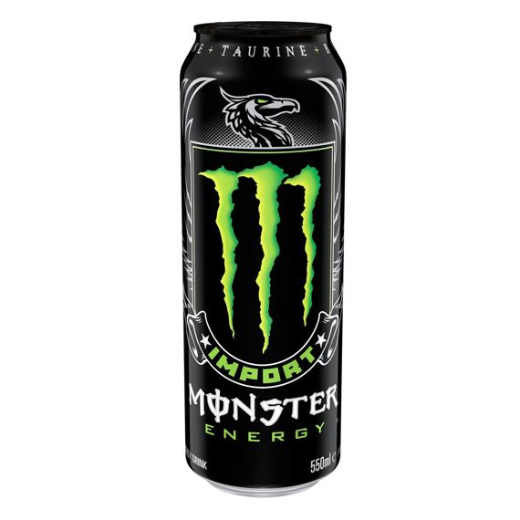 Monster Import 550 ml