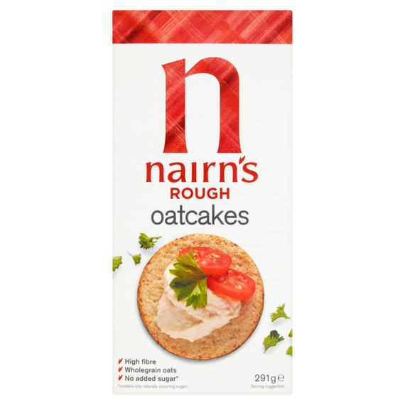 Nairn's Rough Oatcakes 291 g