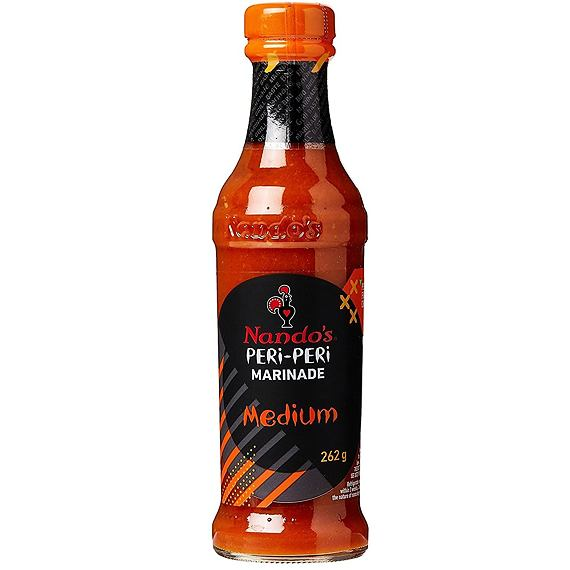 Nando's Peri-Peri Marinade Medium 262 ml