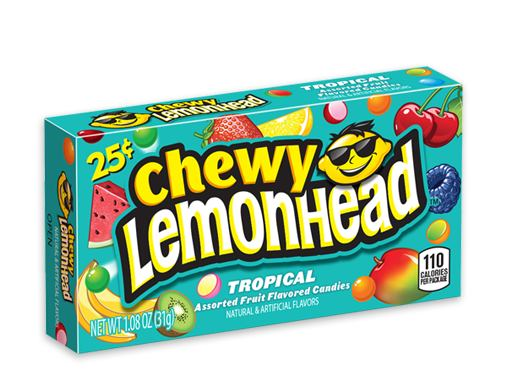 Tropical Chewy Lemonhead Friends 23 g