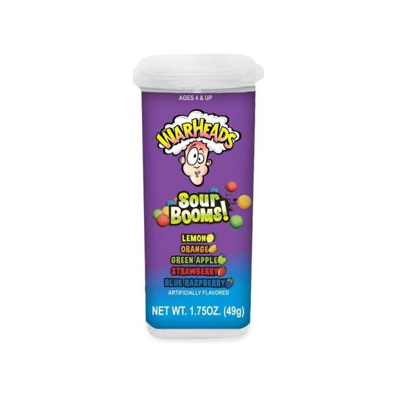 Warheads Sour Booms! 49 g
