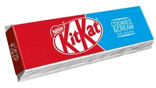 Kit Kat Cookies & Cream 1 ks 20.7 g